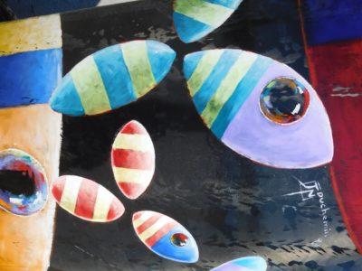 La Cité de la Voile accueille l'exposition Pêcheur de tons